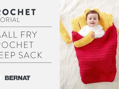 How to Crochet the Small Fry Sleep Sack