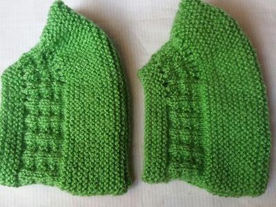 Girls jutti Knitting design #- 4