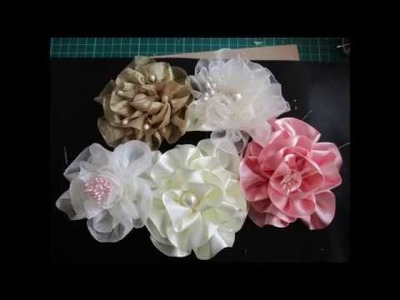 How to add Stamen to a Shabby Chic English Rose - jennings644
