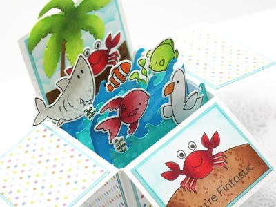How to Create a Quick & Easy Box Card