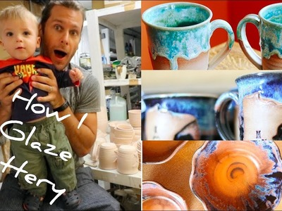 How to Glaze Pottery! Tips, Tricks, and Techniques