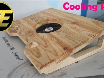 How to Make a Cooling Pad for Laptop