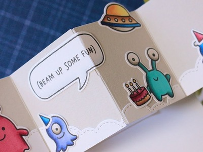 How to make a Pivot Pop-Up card