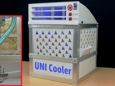 How to make an Uni Cooler at home
