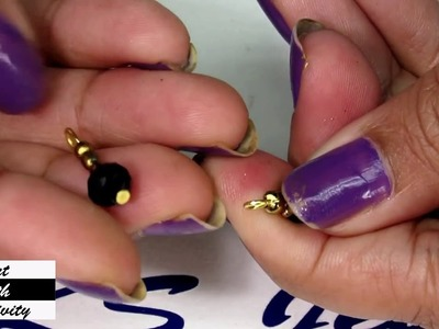 HOW TO: make bracelet | Simple and easy | Art with Creativity