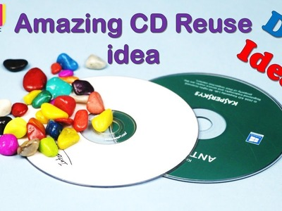How To Reuse Old Cd Dvds