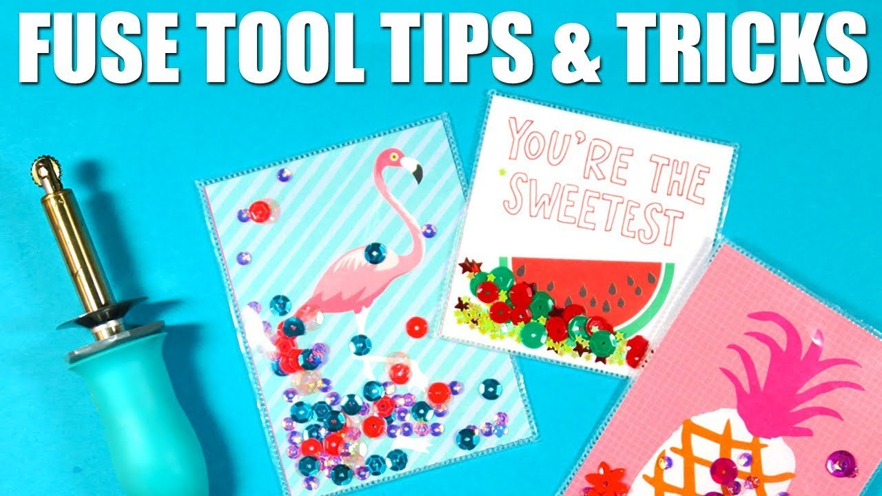 HOW TO USE A FUSE TOOL. My Tips and Tricks in Real Time!