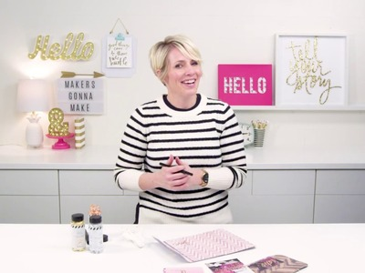 HOW TO USE HEIDI SWAPP GLUE PENS