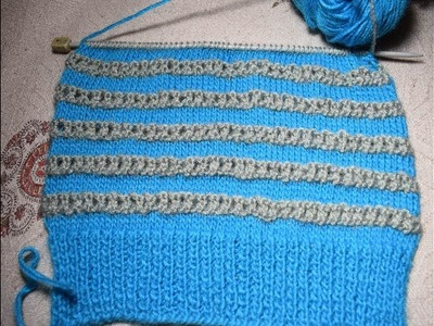 Knitting Design 24[Hindi]