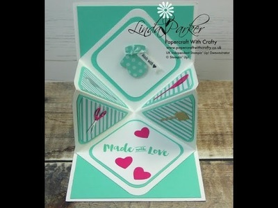 """Pop-Up Card - Basic """"How To"""" Instructions (Please Excuse the """"typo"""" !!)"""