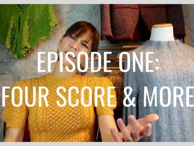 Stephanie Earp Knitting Podcast: Episode 1