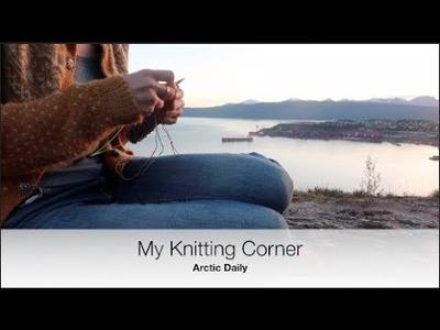 Arctic Daily - My Knitting Corner