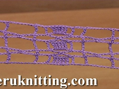 Crochet Pattern Free Tutorial 4