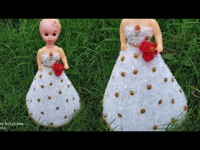 How to decorate a doll -DIY