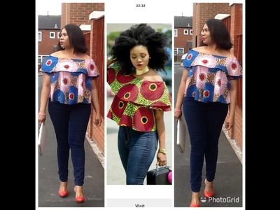 How To Make A Circular Top With Cape