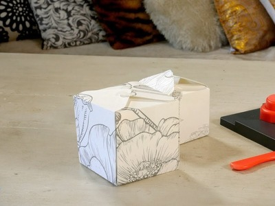 How to Make Gift Boxes Using a Punch Board