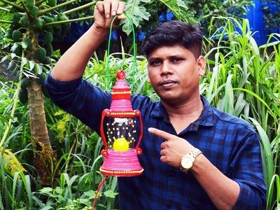 ഇത് എന്താ സംഭവം മനസ്സിലായോ ??? How To Make Lanterns at Home In Malayalam