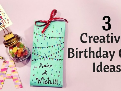 D.I.Y.  Birthday gift ideas Part 2