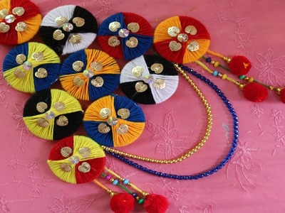 DIY arts and crafts || Easy Crafts Ideas Using Bangles | Best Reuse Ideas - Waste out of best