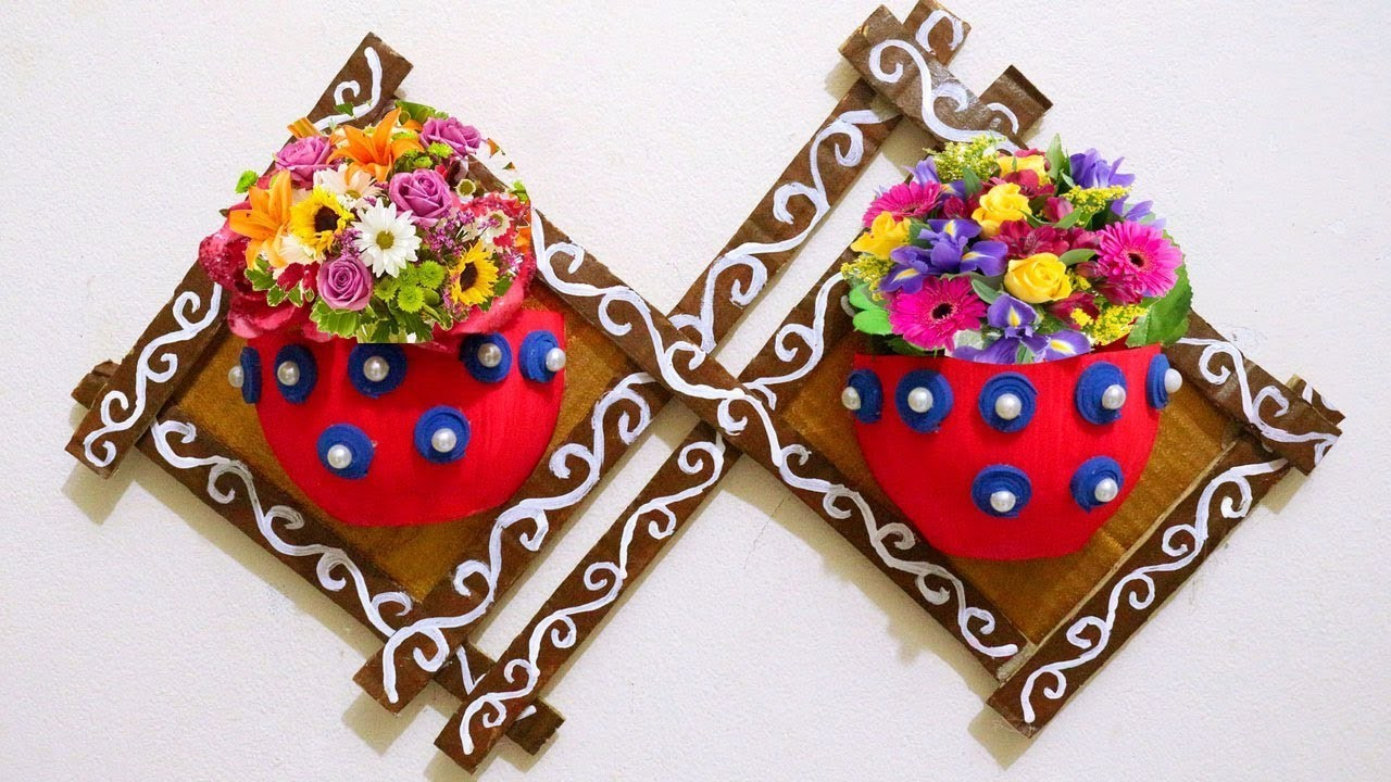 DIY Cardboard and Plastic Bottle Crafts - Things Made from