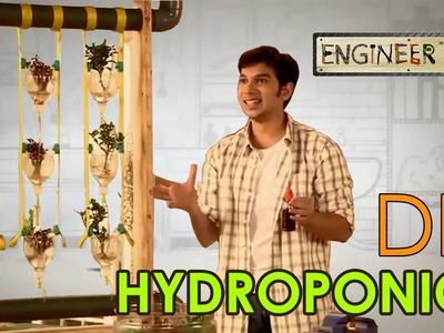 Engineer This! - DIY Hydroponics | How To Do Indoor Gardening Without Soil | S01 - E02