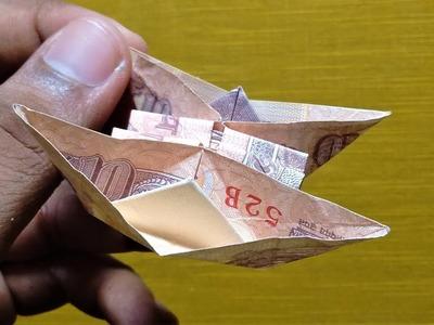Origami How To Make 3d Origami Flower Basket Diy Paper Flower