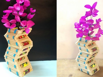 How to make Flower Vase