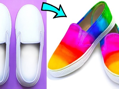 10 COOLEST DIY UNICORN & RAINBOW IDEAS YOU NEED TO TRY | Easy & Cute Hacks ????????????