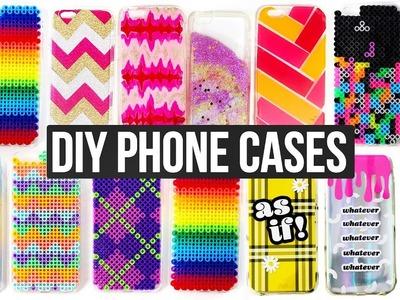 10 DIY Phone Cases - DIY Compilation Video - HGTV Handmade