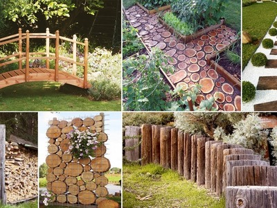 100 Easy Reclaimed Wood DIY Garden Ideas | DIY Garden