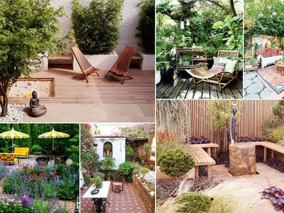100 The Best Courtyard Garden Ideas | DIY Garden