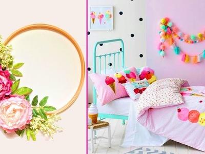 5 INCREDIBLE IDEAS TO DECOR YOUR ROOM AND DESKTOP. ROOM DECOR DIY AMAZING IDEAS