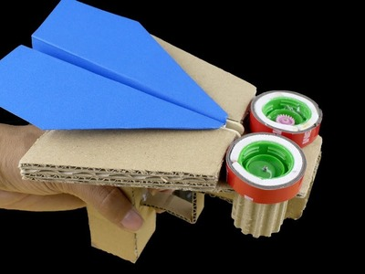 Awesome DIY ideas With DC Motor