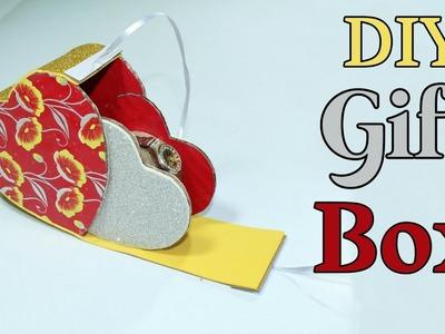 DIY- Watch Box From Cardboard | Wrist Watch Organizer | Best Out Of Waste Cardboard Craft Idea