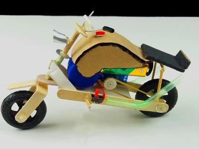 How to Make a Bike - Awesome DIY Bike