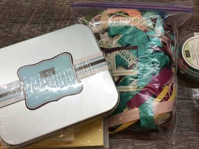 Stamping and paper crafting GRAB BOXES for an amazing price!
