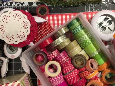 Christmas n July - Where do I start with no Christmas supplies | dearjuliejulie