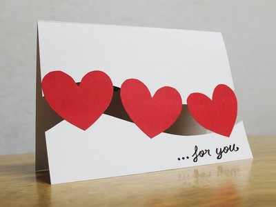 Beautiful Handmade Cards Ideas - Simple Birthday Card