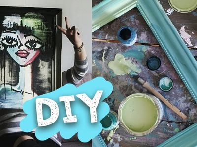 DIY with Lina, remake and chalk paint
