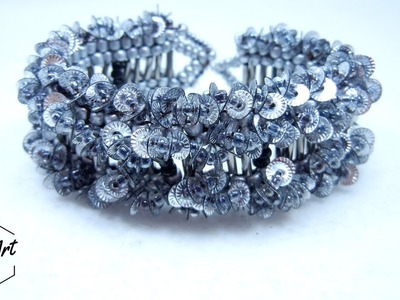 """""""Grayscale"""" BRACELET 