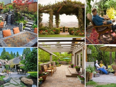 Top 200 Patio Ideas and Designs for 2018 | DIY Garden