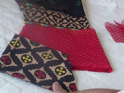 Beautiful sleeves designs in very easy way.cutting stitching  full tutorial