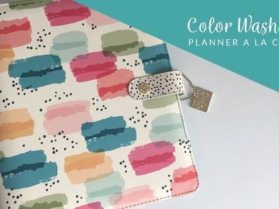 Color Wash A5 Planner  Unboxing (Carpe Diem Planner)