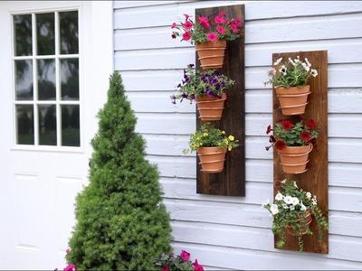 Copper Wire Wall Planter ????????????. Garden Answer