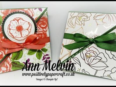 Gorgeous 6 Fold Card