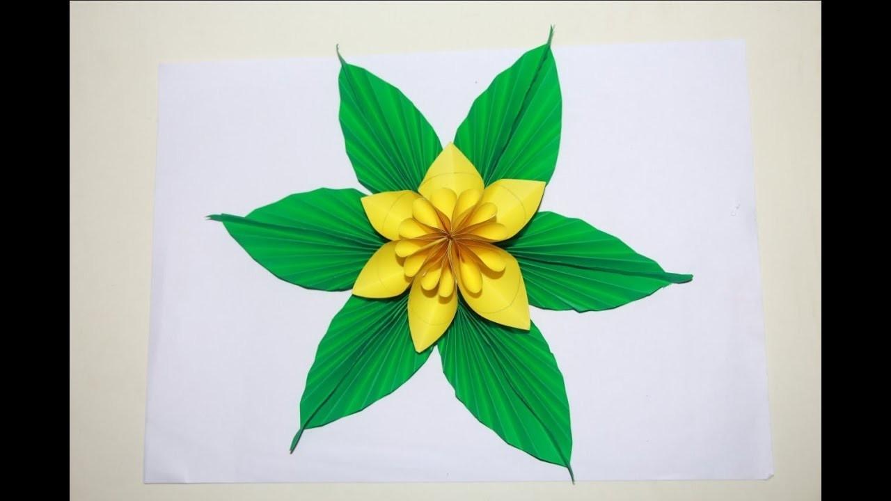 Make origami kusudama flower flower origami easy for kids flower make origami kusudama flower flower origami easy for kids flower origami easy step by step mightylinksfo