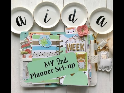 Planner Set-Up with Mommy Lhey
