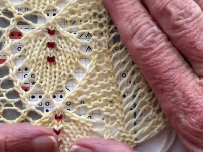 Tips to Make Lace Chart Reading Easier