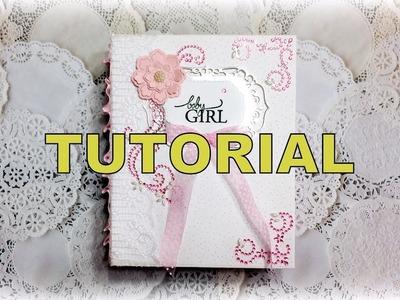 TUTORIAL of Cards and Envelopes mini album