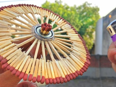 5 EPIC Fun Tricks and Life Hacks With Matches